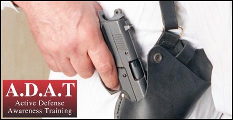 Over Half Off Multi-State Conceal Carry Certification Course from A.D.A.T.