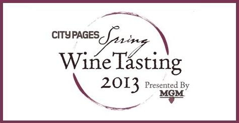 $14 for one ticket to City Pages Wine Tasting on March 22nd