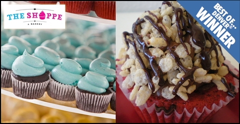 $10 for $20 of baked goods and drinks at The Shoppe