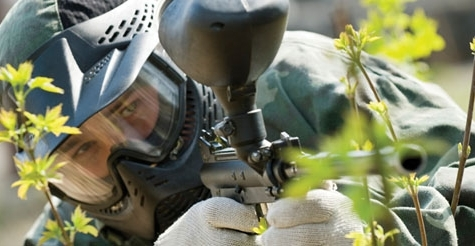 $25 for a complete paintball experience at Paintball USA