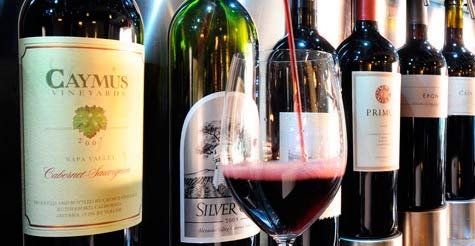 $10 for $20 of food & wine at Bacchus Secret Cellar