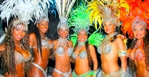$30 for two GA tickets to the 11th Annual Carnaval do Brazil at Stereo Live