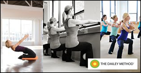 Half off class sessions at The Dailey Method