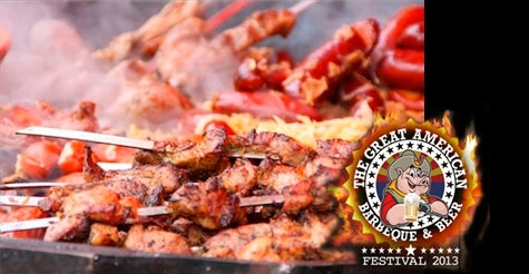 $10 for 2 Tickets to The Great American Barbeque & Beer Festival