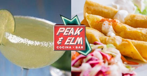 $15 for $30 of food and drink at Peak & Elm Cocina y Bar