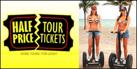 $20 for a 2-hour Segway rental in Miami Beach