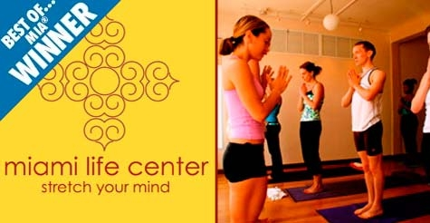 $30 for 30 Days of Yoga at Miami Life Center