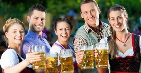 $5 for 2 tickets to Oktoberfest at The Phoenix Club