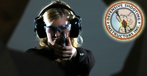 $99 for a Five-hour Shooting and Personal Defense Class