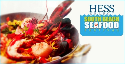 $27 for Two General Admission tickets to the South Beach Seafood Festival