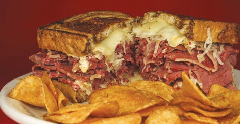 $12 for $25 in food & drinks at Mort's Deli