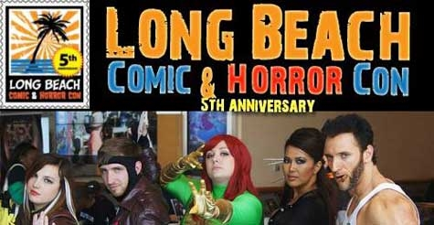 $10 for a GA ticket to Long Beach Comic & Horror Con