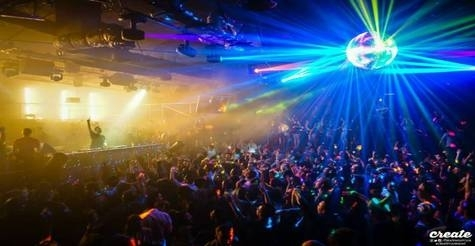 $25 for VIP Fast Pass for Create Nightclub for Nov. 8 or Nov. 9