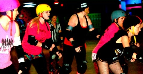 $10 for one month of Beginner Roller Derby Boot Camp at Southside Roller Derby