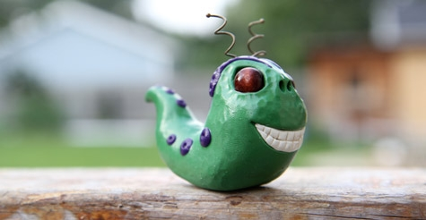 Half off Monsters Playshop Class at Claymate Creations