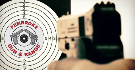 $39 for a Package for Two to Pembroke Gun & Range - Perfect Gift Idea!