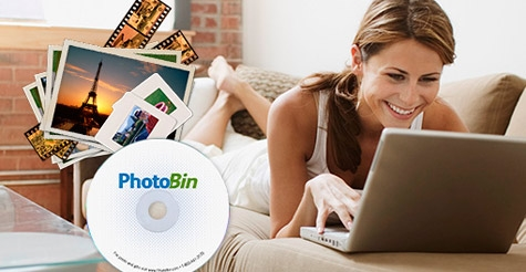 $39 for scanning any combination of up to 350 photos, slides, or negatives to DVD