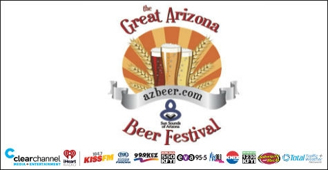 $35 for a ticket to the 26th Annual Great Arizona Beer Festival
