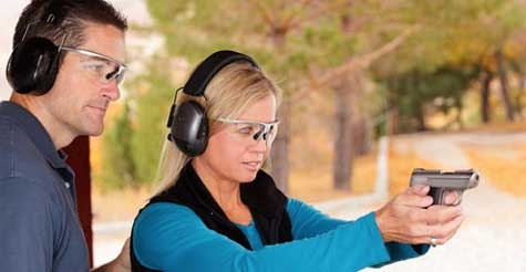 $59 for 4-5 Hour Concealed Handgun License Training Class from Elite Handgun Academy
