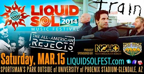Discounted Tickets to the Liquid Sol Music Festival