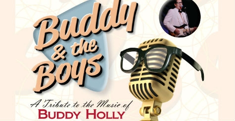 $17 for one reserved ticket to Buddy & the Boys