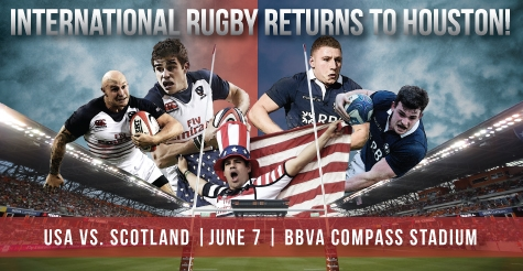 Half off USA vs Scotland Rugby tickets