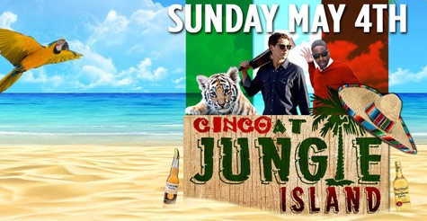 Half off passes to Jungle Island Presents: Cinco at Jungle Island on May 4