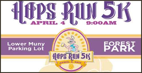 $25 Registration for Lift for Life's Hops Run 5k