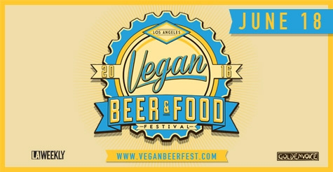 Exclusive pre-sale for Vegan Beer & Food Festival 2016 at the Rose Bowl. VIP or GA tix available.
