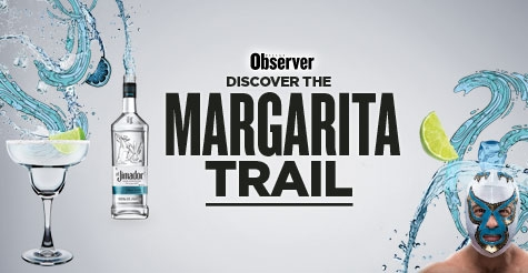 2 Tickets  for $10 to the Margarita Trail Finale Party