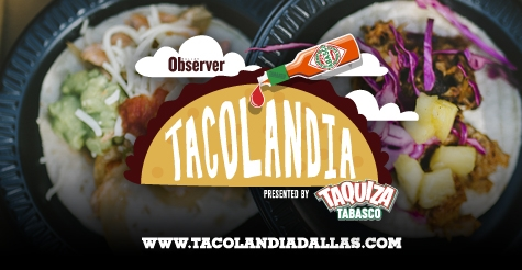 $19 for General Admission Ticket to Tacolandia on October 15th