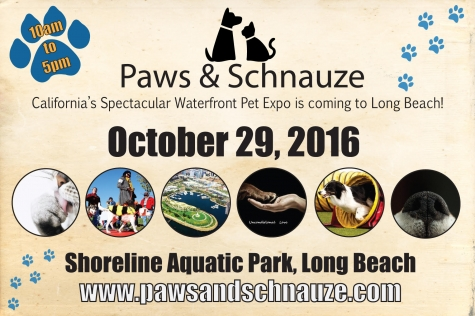 $10.00 for 2 General Admission Tickets to Paws & Schnauze Pet Festival