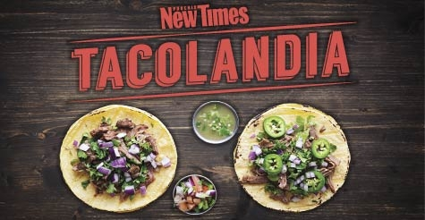 $34 VIP Tickets to New Times Tacolandia