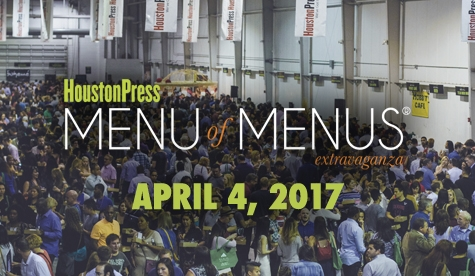 $34 GA Tickets to Menu of Menus on April 4th