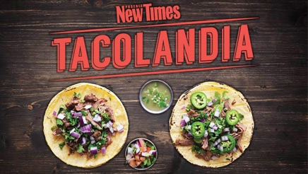$40 VIP Tickets to New Times' Tacolandia