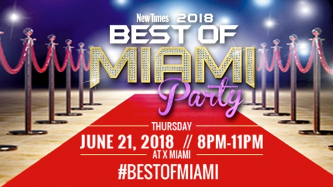 $29 for Best of Miami Party Ticket!