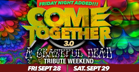 2 ticket for $15 to Come Together Benefit Concert