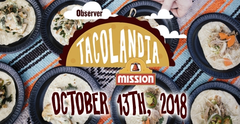 $25 for General Admission Ticket to Tacolandia on October 13th