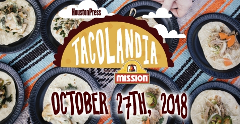 $25 for General Admission Ticket to Tacolandia on October 27th