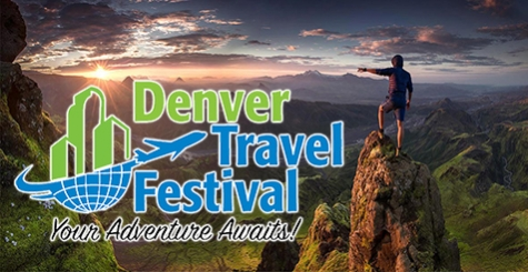 Half Off 1-day or 2-day Ticket to Denver Travel Festival!