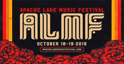 $50 Ticket to Apache Lake Music Festival