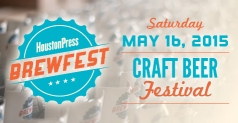 Discounted VIP and GA Tickets to Houston Press BrewFest
