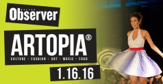 $29 for a General Admission ticket to Dallas Observer Artopia