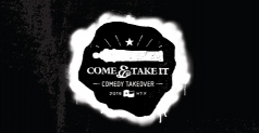 $48 2-Day Tickets to Come And Take It Comedy Takeover @ Warehouse Live