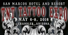 $10 Daily Pass to TNT Tattoo Expo