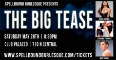 Discounted ticket to Spellbound Burlesque