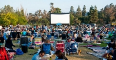 $7 General Admission Ticket to Eat See Hear Outdoor Movie: Dazed and Confused  ($7 Off Regular Price)