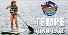 20% off 1 Hour of SUP at Tempe Town Lake