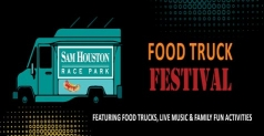 $25 for Houston Press VIP Lounge ticket to the Sam Houston Race Park Food Truck Festival