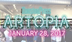 $34 GA Tickets to Artopia on January 28th